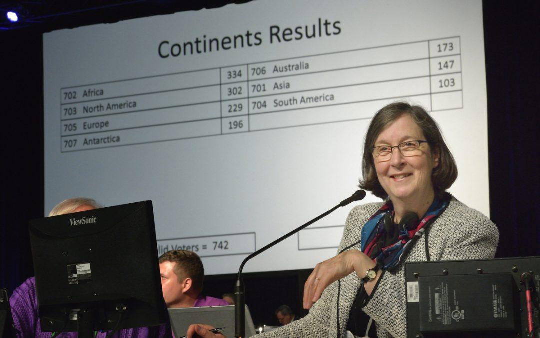 General Conference postponed until 2022